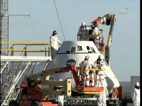 NASA's next generation spacecraft: Orion Multi Purpose Crew Vehicle (MPCV)
