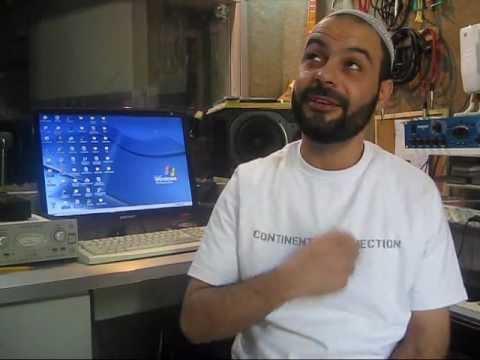 עמיר בניון הכי גבוה - גלויה מוזיקלית Amir Benayoun
