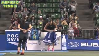 HD Ana Ivanovic vs Lucie Safarova Tokyo 2014 Highlights