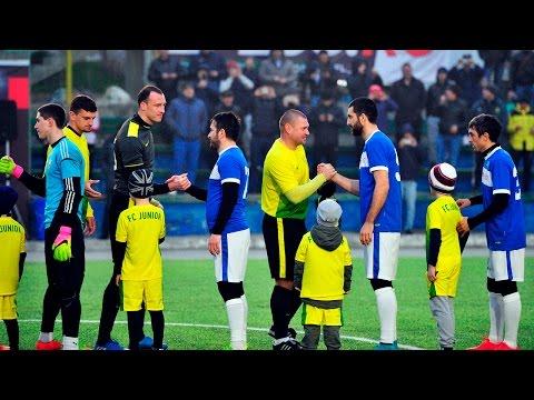 «Анжи» 4 – 2 «Сборная ЛФБЛ»