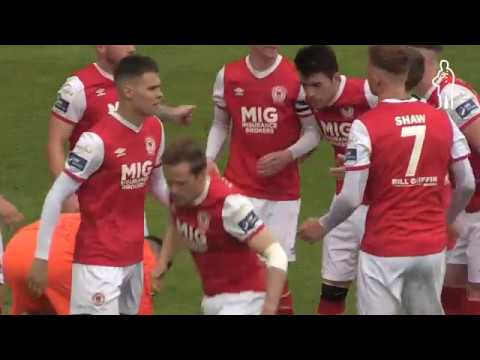 Highlights: Saints 1 - Harps 0 (14/06/2019)
