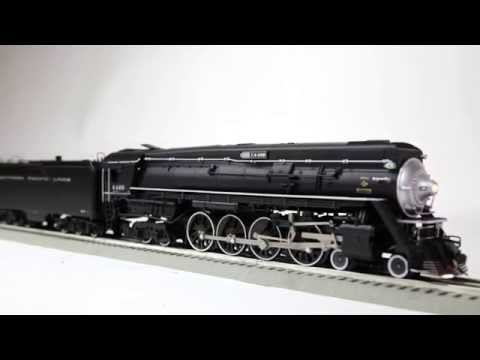 Lionel Legacy Southern Pacific GS-6 Teaser