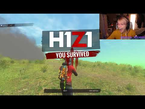 H1Z1 Payload Crate Opening!