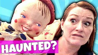 Haunted Objects? Should I Sell a Haunted Doll on Ebay