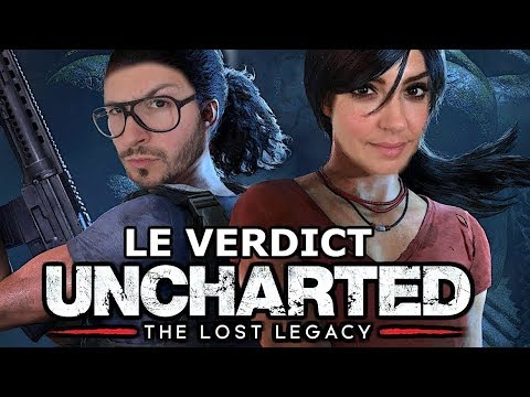 Test Uncharted Lost Legacy Ps4 Pro Digne H Ritier Ou