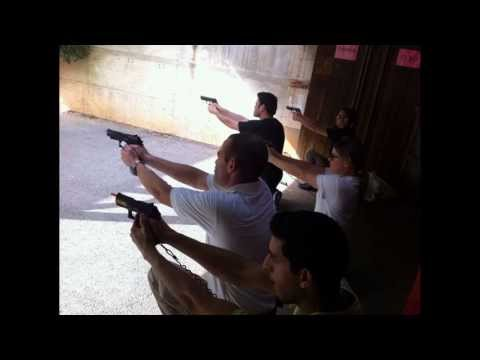 Israel Krav Maga Security Training in Israel Tactical Shooting and krav maga Training Image 1