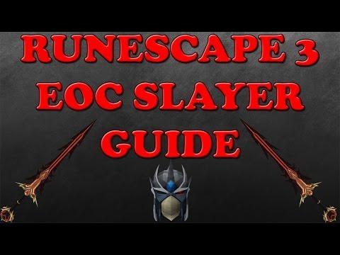 RuneScape 3 EoC Slayer Guide | Black Demons