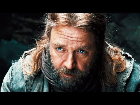 Noah Trailer #2 2014 Official - Russell Crowe, Emma Watson Movie [HD]