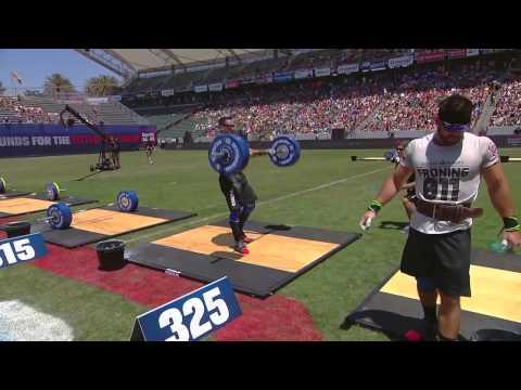 CrossFit The Test of Fitness (русский перевод)