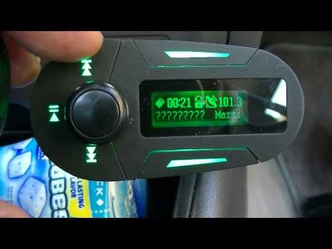Sainsonic car MP3 player overview purchased off Amazon