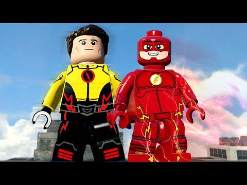 ФЛЭШИ и РТУТЬ в LEGO Marvel's Avengers!