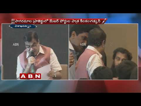 No Privatisation of Dredging Corporation : Minister Nitin Gadkari