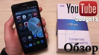 ZTE Blade L3 Обзор смартфона