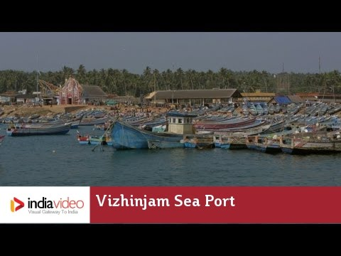 Vizhinjam — A Natural Sea Port
