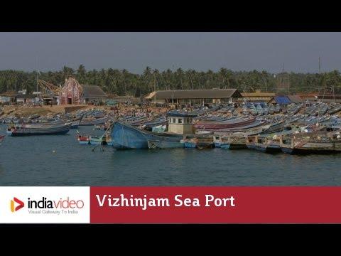 Vizhinjam — A Natural Sea Port