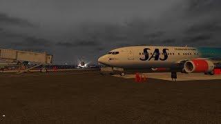 [P3D v4/X-plane 11]  EFOU ✈ ESSA | SAS4201