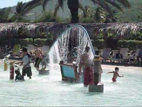 Nuestra Visita a  Parque El Agua, Isla Margarita