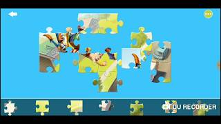 Disney Toy Story Fun Jigsaw Puzzle Video For Kids Apps Gameplay