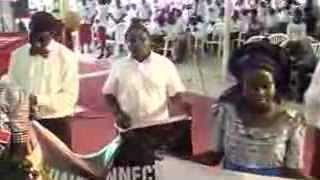 VICTORY LIFE WORLD CONVENTION 2013 PRAYER FOR ALL COUNTRIES AND WELCOMING SONG BY MASS CHOIR