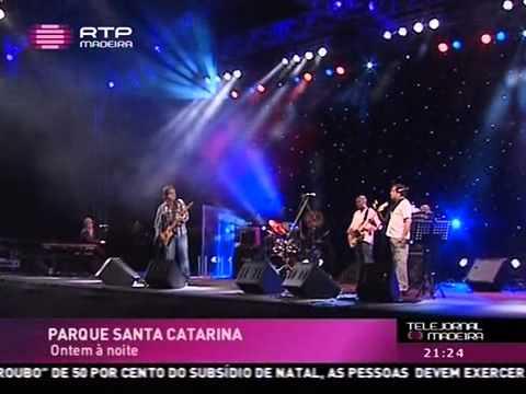 Funchal Jazz 2011 - Todd Sharpville e Rui Veloso