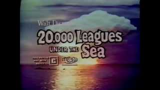20,000 Leagues Under the Sea 1971 re-release TV trailer