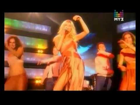 Смотреть клип Вера Брежнева - Я здесь (live)