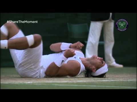Wimbledon 2008: Federer v Nadal - #TheGreatestMatch