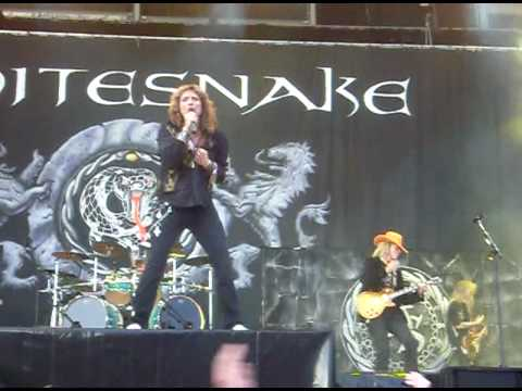 Whitesnake - Here I Go Again live at Arrow 2008 with Adje Vandenberg