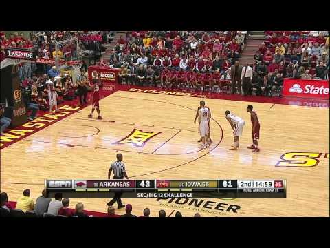 Arkansas Razorbacks vs Iowa State Cyclones