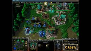 Th000 (HU) vs IAM.CXQ (UD) - G2 - WarCraft 3 - WC####