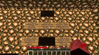 Doctor Who minecraft adventure map - with Vetlemmy part 1