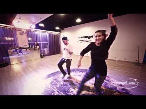 Laden - She tun up | Choreography by Anna Kovtun | Model-357 Lab.