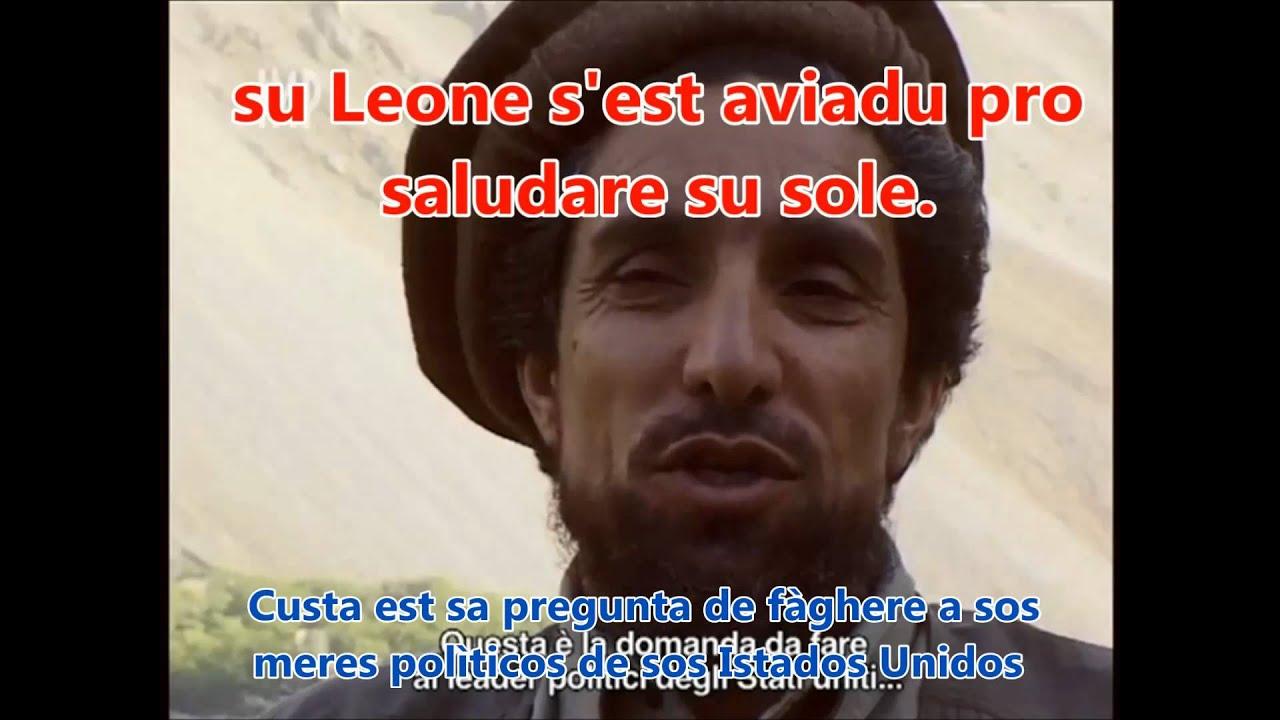 Leone Del Panshir su Leone de su Panshir