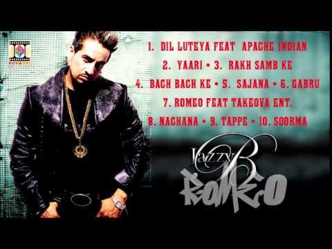 ROMEO - JAZZY B - FULL SONGS JUKEBOX