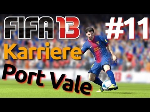 HOLST OG BENZIA [FIFA 13 Karriere] Port Vale #11