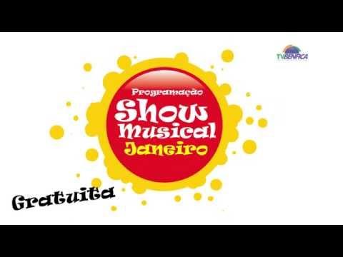 Programação Musical Janeiro