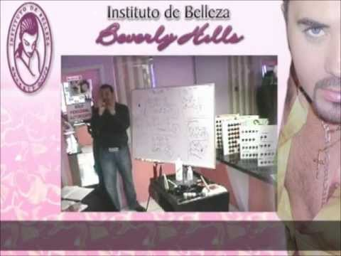 BELLEZA COLORIMETRIA profesor cesar amaral VIDEO 4