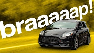 Here's Why I Drive An INSANELY Loud Ford Focus ST Every Day (HATER ALERT!)