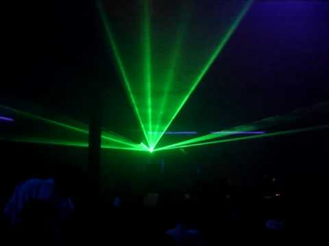 Lasershow @ Booty Call Party thumbnail