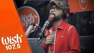 "Wency Cornejo performs ""Mangarap Ka"" LIVE on Wish 107.5 Bus"