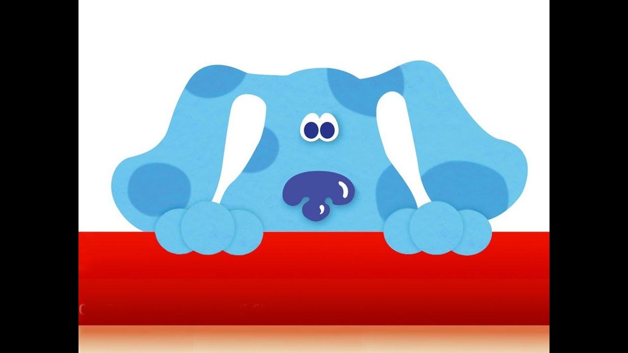 Image mailbox birthday firstcluedrawn jpg blue s clues wiki - Steve Blues Clues Drawing Blues Clues Steve Joe Draw