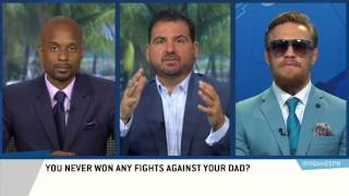 Conor McGregor tells crazy outside-the Octagon fight stories | Highly Questionable