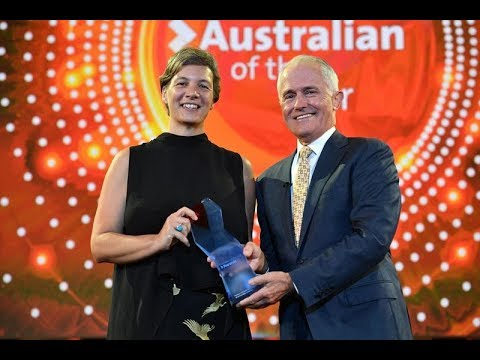 """Michelle simmons - Australian of Year 2018:The """"extraordinary"""" Aussies"""