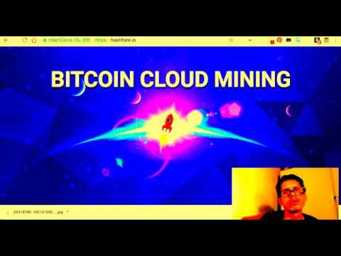 (How to mine Bitcoin HASHFLARE BITCOIN Mining made easy) Start Bitcoin Mining today 2017