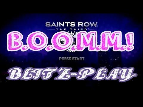 Saints Row: The Third BOOMM! - Steelport Superheroine