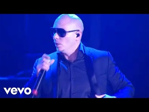Mr. Worldwide hey Baby (vevo Live! Carnival 2012: Salvado... video