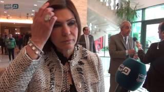 مصر العربية | سوزان القلينى: التعليم والإعلام مدخلان لحل أزمة دول حوض النيل