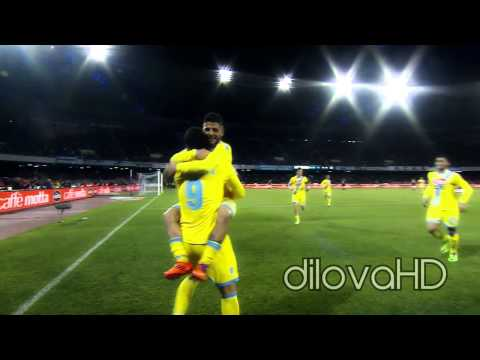 Gonzalo Higuaín - All 17 Serie A Goals of 13/14 in HD