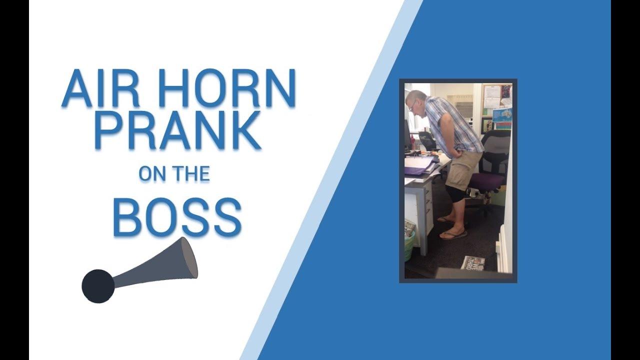 Air Horn Prank Ideas Images