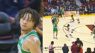 The Next Stephen Curry Is Celtics' Rookie Carsen Edwards With Crazy 30 Points In Third Quarter!